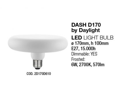 DASH D170 FROSTED