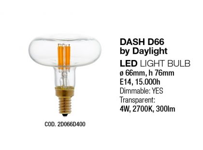 DASH D66 CLEAR