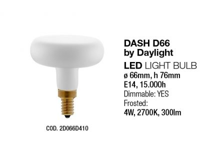 DASH D66 FROSTED
