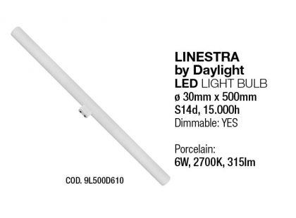 LINESTRA PORC 500
